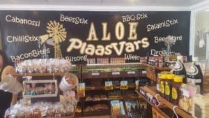 Aloe Plaasvars Slaghuis en Deli