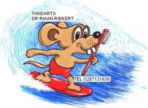 Dr AJ Riekert Dentist / Tandarts in Riversdale & Heidelberg in Western Cape. Orthodontist