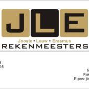 JLE Rekenmeesters/Accountants