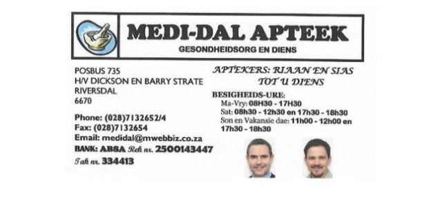 Medi Dal Apteek