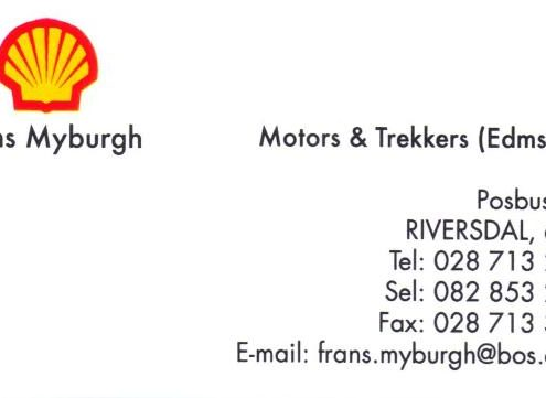 Motors en Trekkers Shell Garage