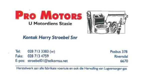 Pro Motors Service Station