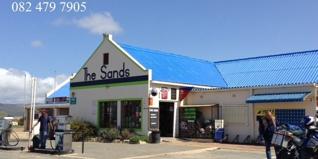 The Sands Supermarket Witsand for groceries,stationary,fish tackle and bait . Fishing license,beach acc & Toys. Post Office and ATM .