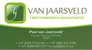 Van Jaarsveld Accountants