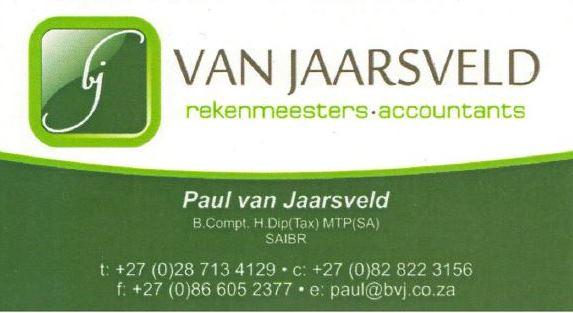 Van Jaarsveld Accountants