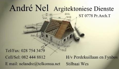 André Nel Argitektoniese Dienste