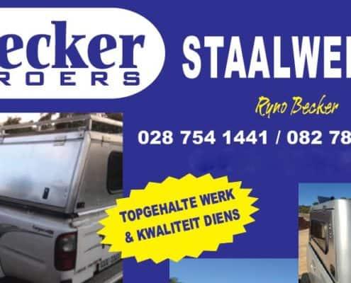 Becker Broers Staalwerke / Steelworks