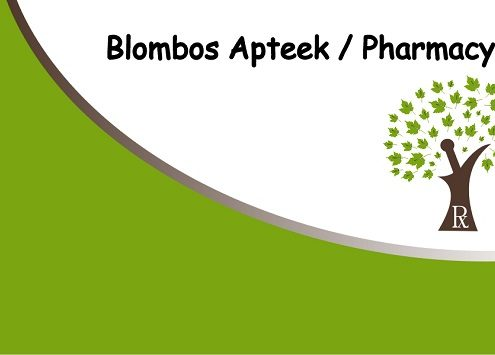 Blombos Pharmacy Still Bay / Blombos Apteek Stilbaai
