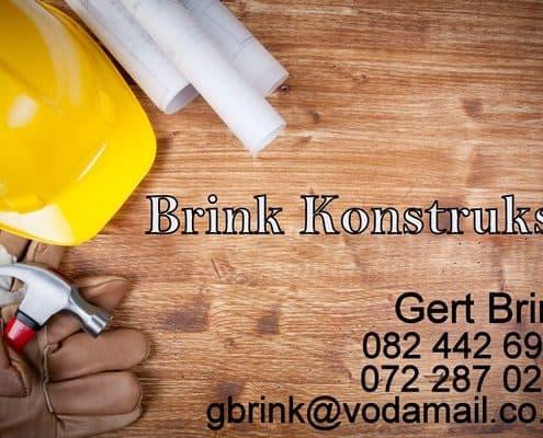 Brink Konstruksie