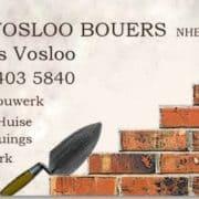 Ct Vosloo Bouers