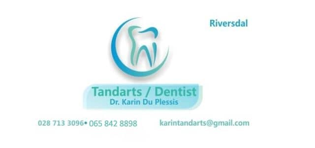 Dr Karin Du Plessis Tandarts
