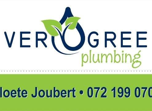 Evergreen Plumbing / Loodgieters