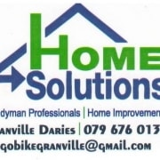 Home Solutions GMG Handyman Stilbaai