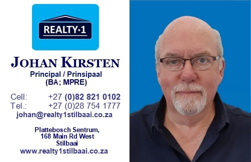 Johan Kirsten Realty 1 Stilbaai Properties