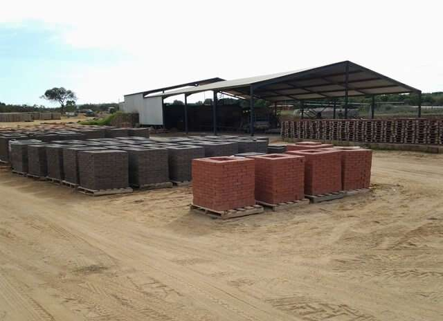Jongensfontein Betonwerke Cement and Brick works