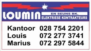 Loumin & Sons Electrical Contractors