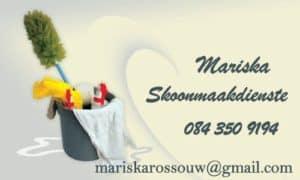 Mariska Cleaning Services