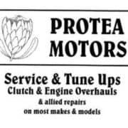 Protea Motor werkswinkel
