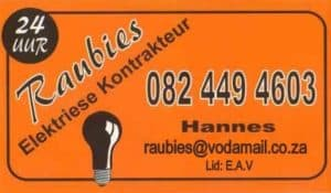 Raubies Electrical Contractors