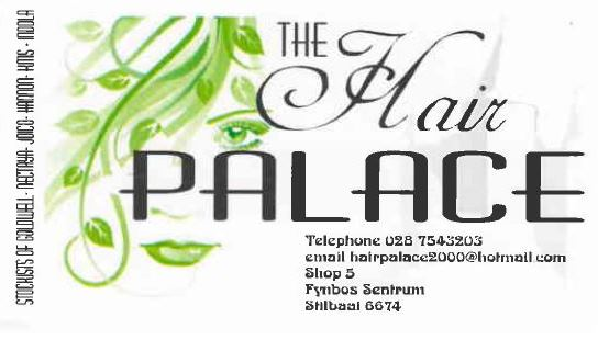 The Hair Palace Hair salon