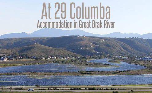 At 29 Columba Guest House Great Brak