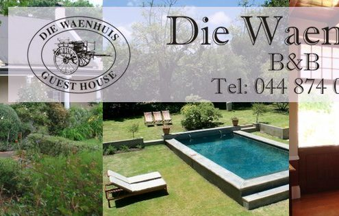Die Waenhuis Guest House & B&B