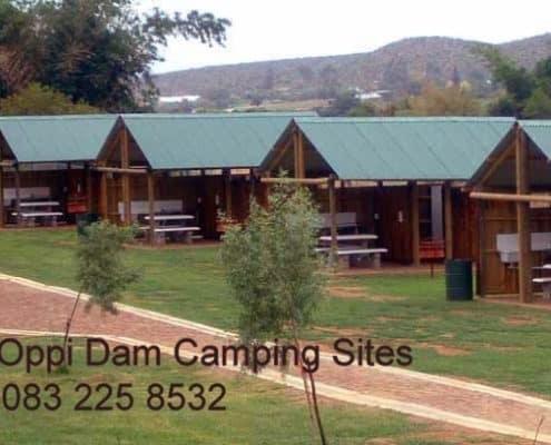 Oppi dam Chalets & Camping