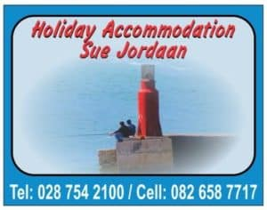 Sue Jordaan Holiday Rentals