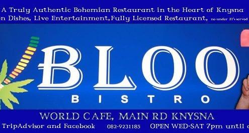 Bloo Bistro World Café