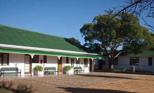 Fynbos Gastehuis in Riversdal
