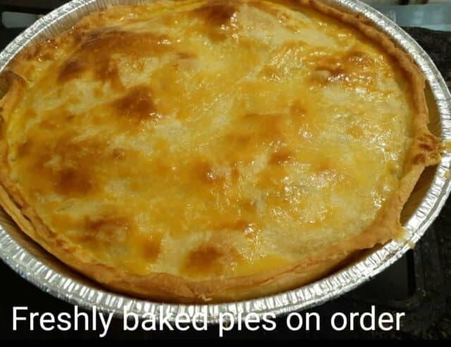 Hanlie's Bistro Stilbaai - Freshly Baked Pies to Order
