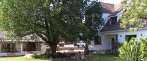 Oakhurst Guest House in Riversdale
