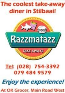 Razzmatazz Take Aways