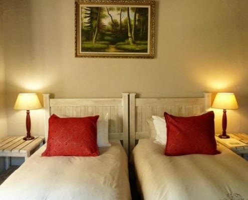 Ladismith Country House Room4
