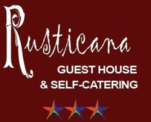Rusticana Gastehuis en Bed en Ontbyt akkommodasie in Riversdal