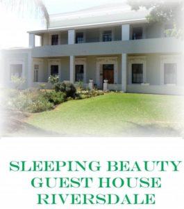 Sleeping Beauty Gastehuis in Riversdal