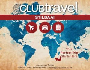 Club Travel Travel Agent Stilbaai