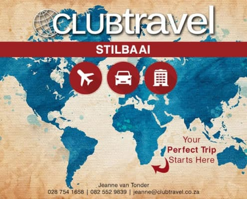 Club Travel Travel Agent Stilbaai