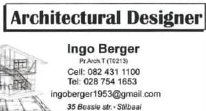 Ingo Berger Architectural Designer