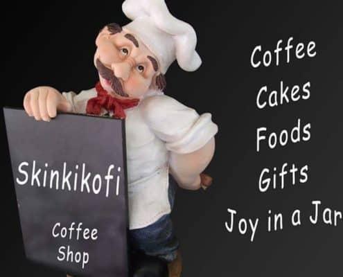 Skinkikofi Koffiewinkel