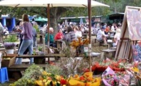 Harkerville Saturday Market