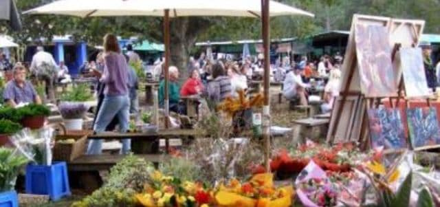 Harkerville Saturday Market