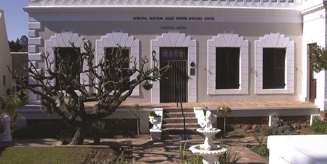 Julius Gordon Africana Museum
