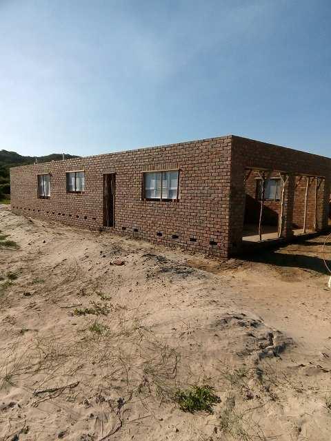 house walls by Boumag Konstruksie