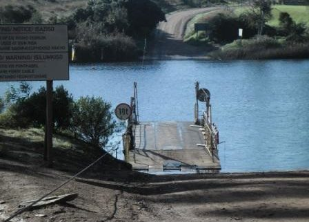 Pont at Malgas