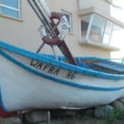 Wafra Fishing Boat