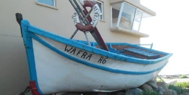 Wafra Fishing Boat