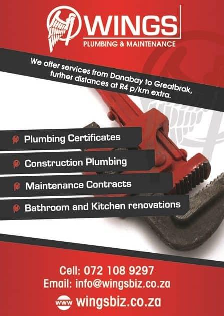 Wings Plumbing & Maintenance