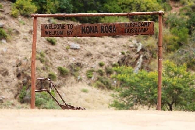 Nona Rosa Bushcamp
