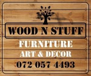 Wood n Stuff Furniture Art & Decor